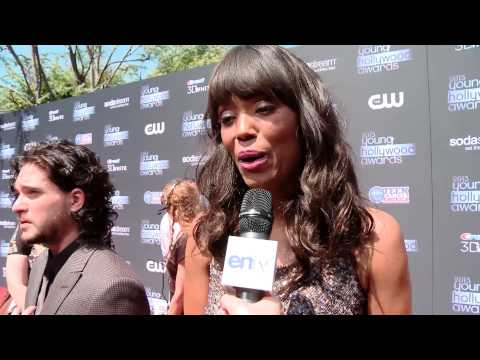 Aisha Tyler Interview - Young Hollywood Awards 2013