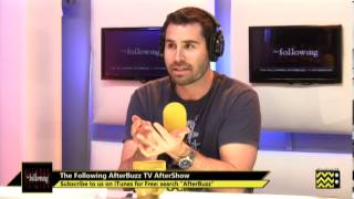 "The Following After Show Season 2 Episode 5 ""Reflection"" 