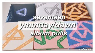 ✧ SEVENTEEN YOU MAKE MY DAY AND YOU MADE MY DAWN ALBUM PULLS ✧ all versions mp3