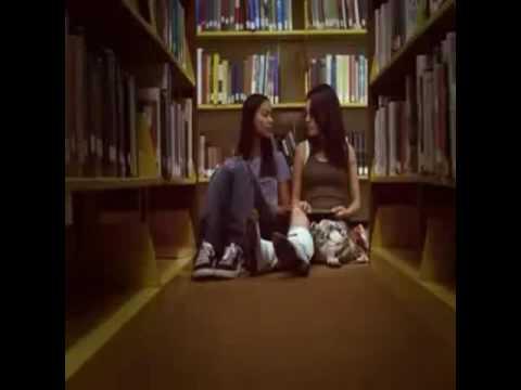 Mila kunas lesbian scene library too much