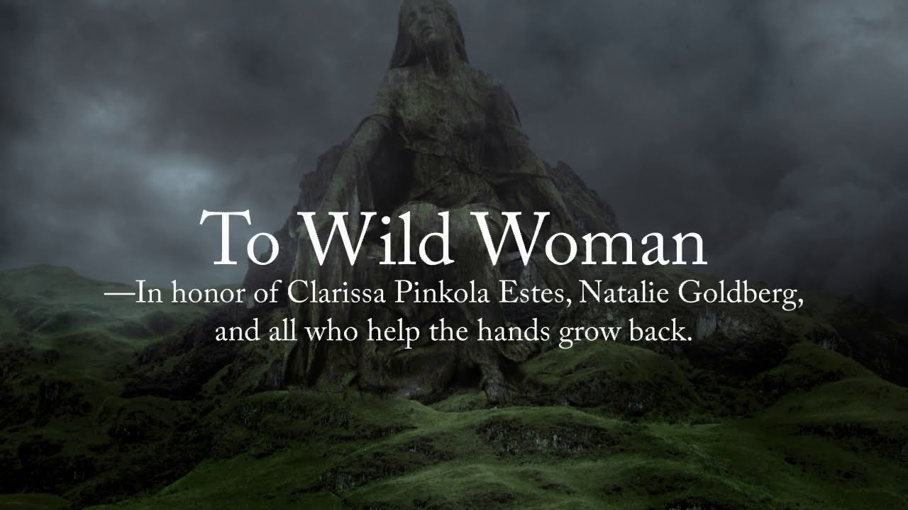 To Wild Woman