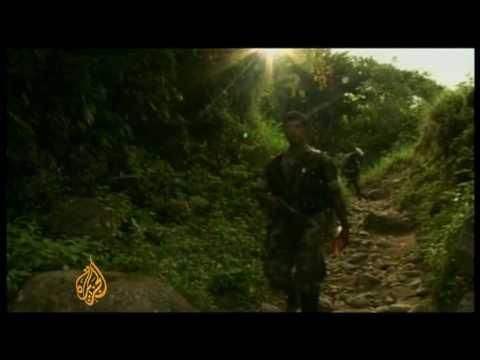 Colombian rebels release second hostage in a week