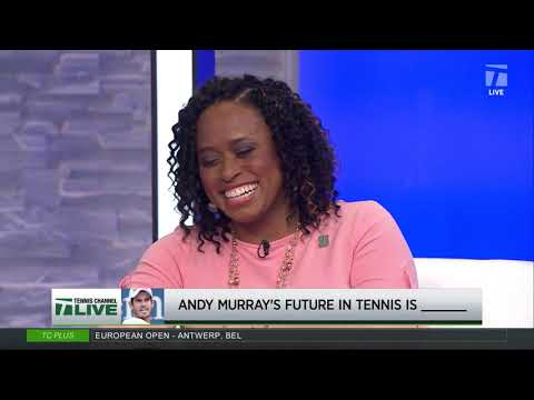 Tennis Channel Live: On The Line, Answering Questions About Tennis Players
