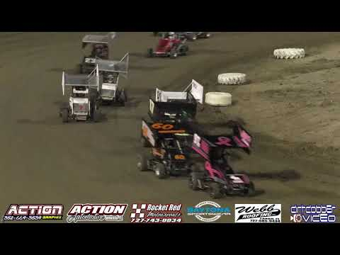 East Bay Raceway Park  Micro Sprint Feature 3/30/19