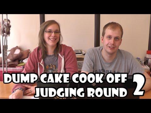 Dump Cake Cook Off Round 2