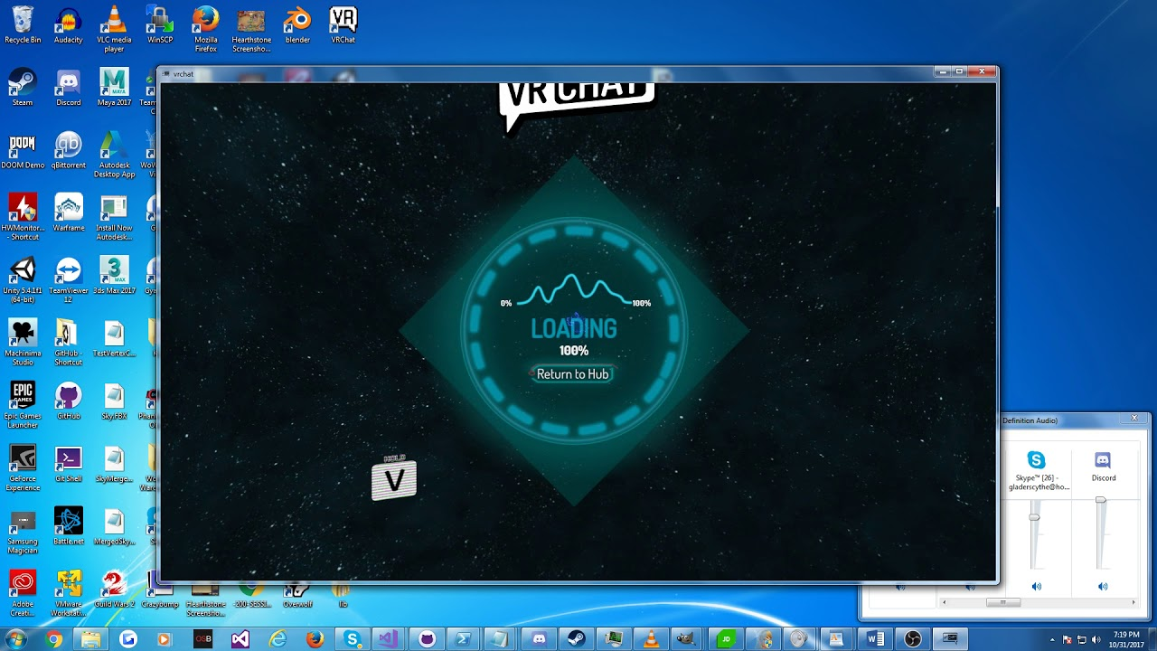 VRChat is Cool! (Free Steam Game)