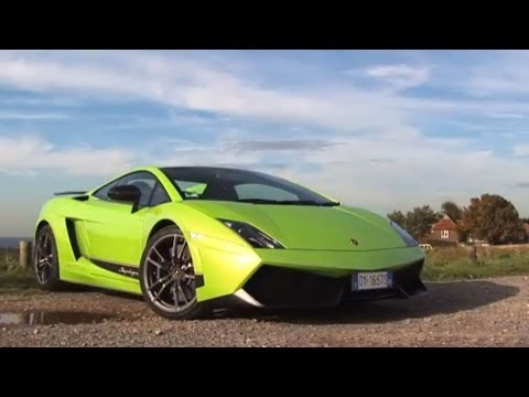 Lamborghini Gallardo Superleggera : Car Review