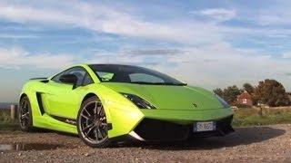 Lamborghini Gallardo Superleggera : Car Review