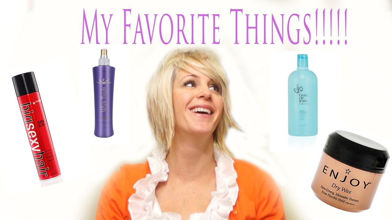 My Favorite Things // Must Have Products - YouTube
