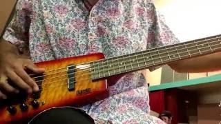 hohner bza traveler bass demonstration
