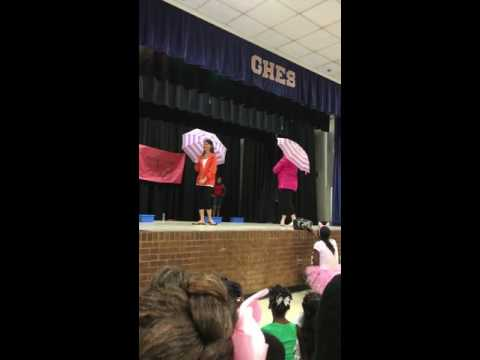 Glenn hills Elementary school last year talent show