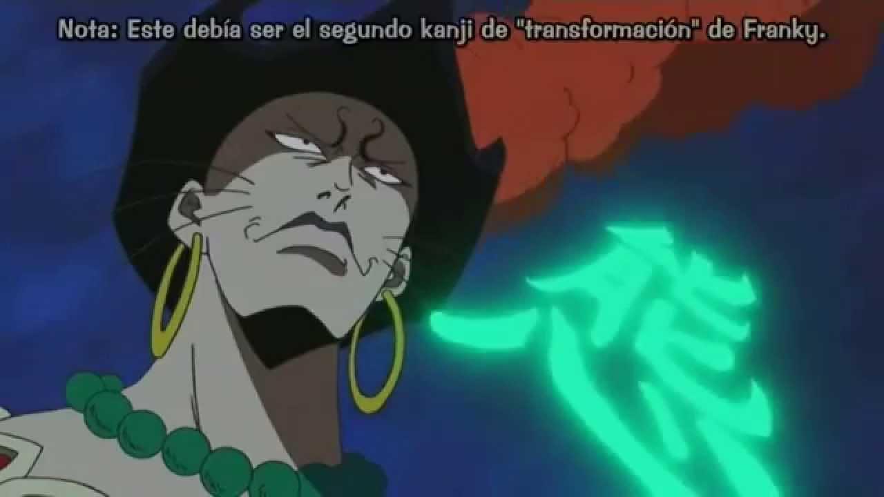 One Piece Momento Gracioso 7 Franky Centauro Youtube