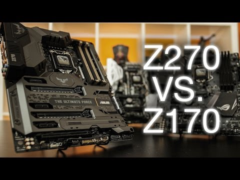 Should You Upgrade to Z270? ft. ASUS Motherboard lineup!