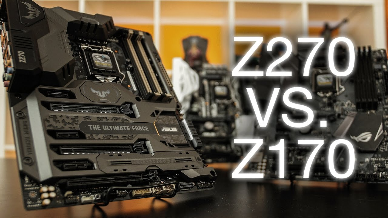 Should You Upgrade to Z270? ft  ASUS Motherboard lineup!