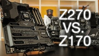 Top 10 Motherboards - Should You Upgrade to Z270? ft. ASUS Motherboard lineup!