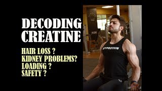 Complete Guide on Creatine Use I Uses & Side Effects