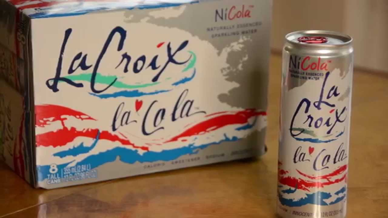 Unboxing And Review New Lacroix Flavor Nicola Youtube