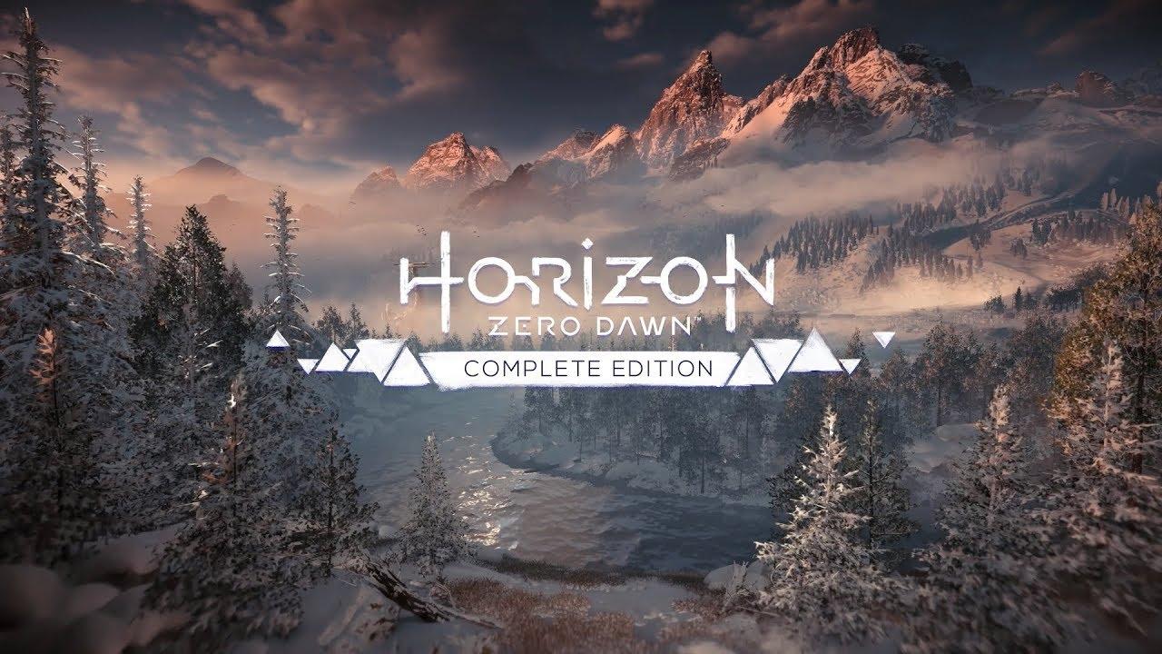 『Horizon Zero Dawn Complete Edition』ローンチトレーラー