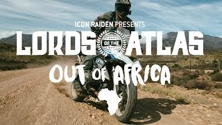 Lords Of The Atlas - Out Of Africa