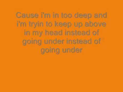 Sum 41 - In Too Deep (with lyrics)