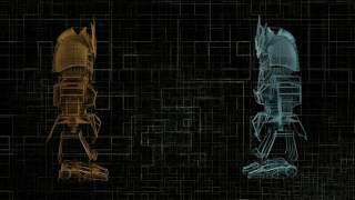 GunDam Toy Animation