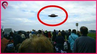 Mất Hồn Khi Chứng Kiến UFO Người Ngoài Hành Tinh Lượn Lờ Trên Bầu Trời | Họ Đang Tìm Kiếm Gì Chăng??
