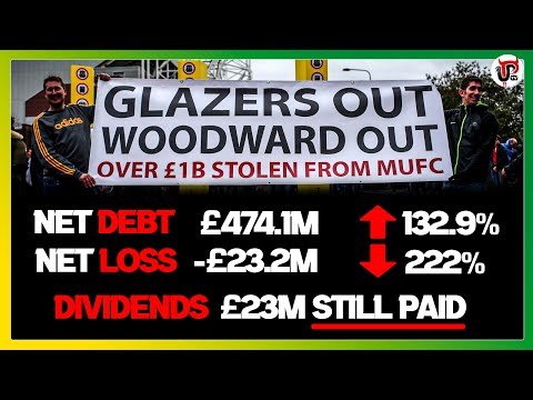 Man Utd's NEW Debt EXPLAINED | Glazers' Dividends Greed