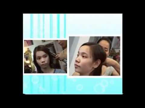 Nguyen Hung makeup (Nguyen Hao Mong Hung)