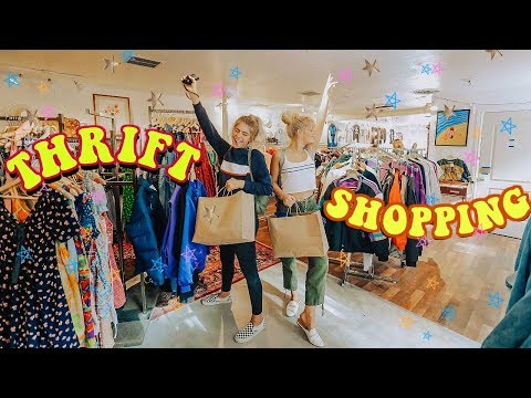 Back To School Thrift Shopping!
