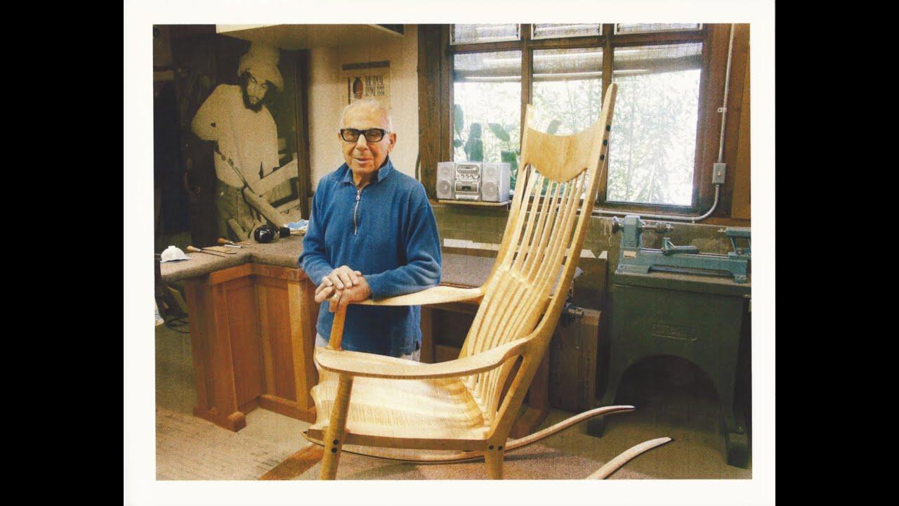 Sam Maloof Rocking Chair Plans Tullsta Cover Ikea Canada My Last Days Youtube