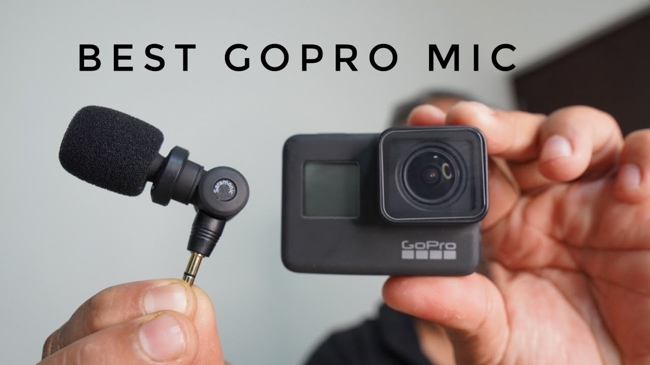 Best Mic For Gopro Youtube