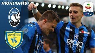 Atalanta 1-1 Chievo | Second-half Ilicic Goal Spares Atalanta's Blushes | Serie A