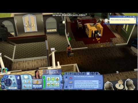 TS3 WA Walkthrough: France - The Lost Library of Landgraab