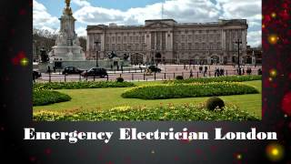 Emergency Electrician London - Contact Us For Your Electrical Repairs