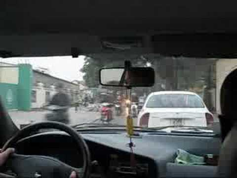 Why I will never drive a cab in Vietnam