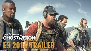 Tom Clancy's Ghost Recon Wildlands - Kartell Cinematic Trailer -E3 2016 | Ubisoft [DE]