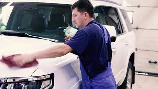 Chevrolet Tahoe 4 gen - защита керамическим покрытием Ceramic PRO 9 H