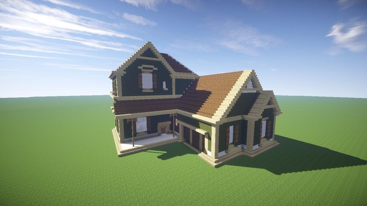 Minecraft como fazer uma casa simples 7 youtube - Como construir mi casa ...