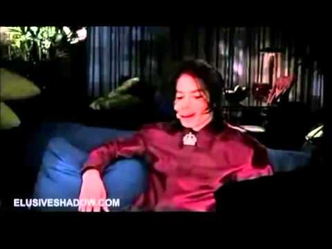 Michael Jackson talking about Persian People