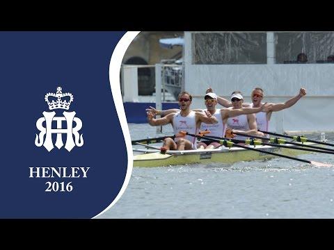 Finals Day Highlights with Sir Matthew Pinsent | Henley 2016