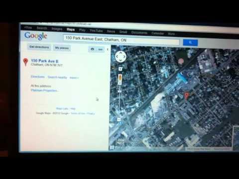 Google Roof Top Measuring Tool