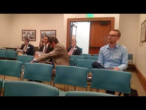 2017 09 07 Los Angeles Ethics Commission Interested Persons Meeting Part 1/2