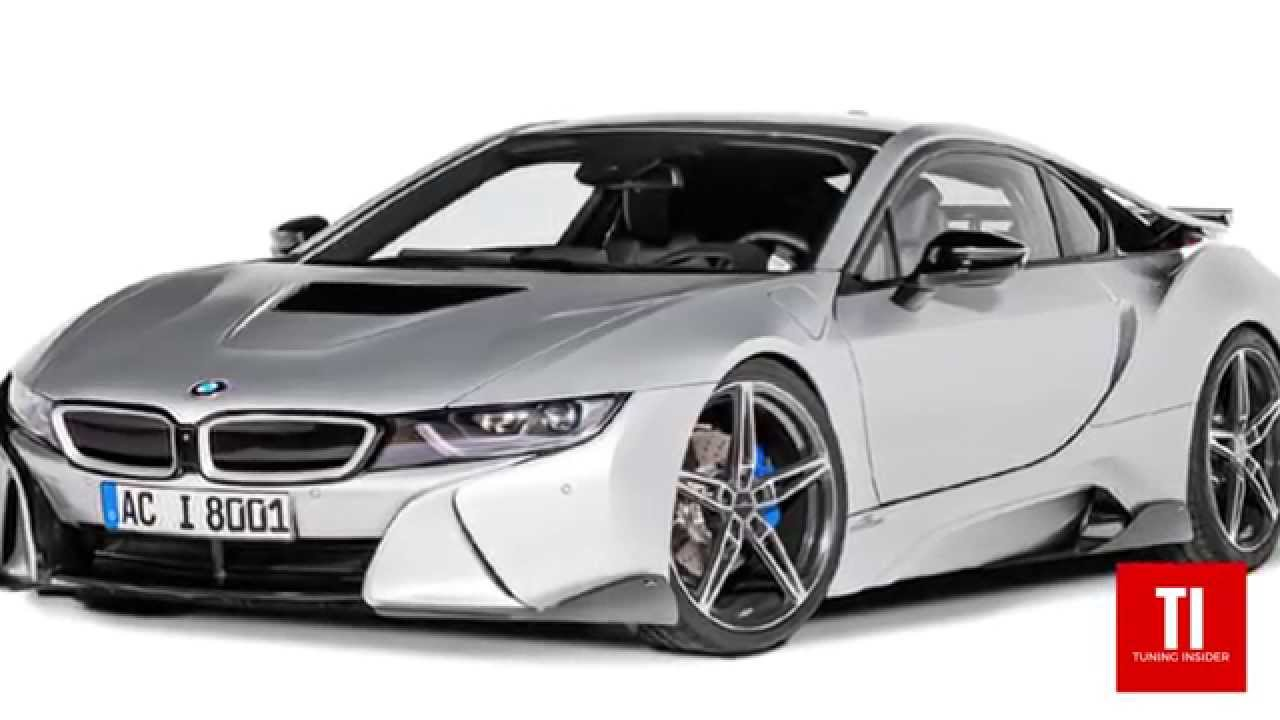 ac schnitzer bmw i8 tuning kit unveiled youtube. Black Bedroom Furniture Sets. Home Design Ideas