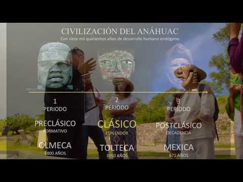 La montaña sagrada del Jaguar un Documental de Guillermo Marín y Erik Miguel, Monte Albán, Oaxaca.