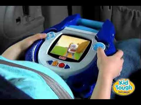 Fisher Price Kid Tough DVD Player Commercial (2008) By Fisher Price