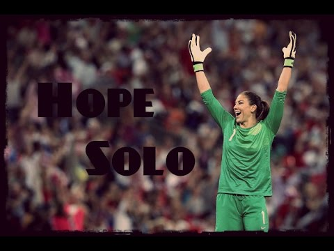 Hope Solo [Best Saves and More] | DeCoCo Soccer