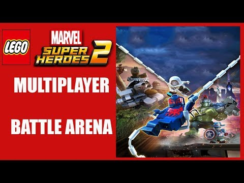 LEGO MARVEL Super Heroes 2 Multiplayer Battle Arena mode