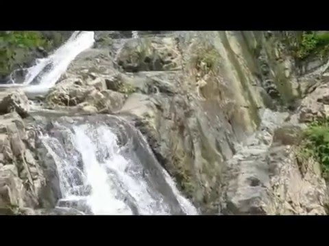 Beautiful  Falls: Curug Sidandang  (Purworejo,  Indonesia)