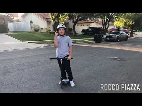 How To Tailwhip On A Scooter (Rocco Piazza)