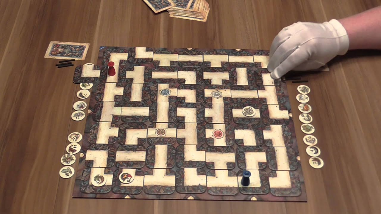 Das Labyrinth Der Meister Anleitung